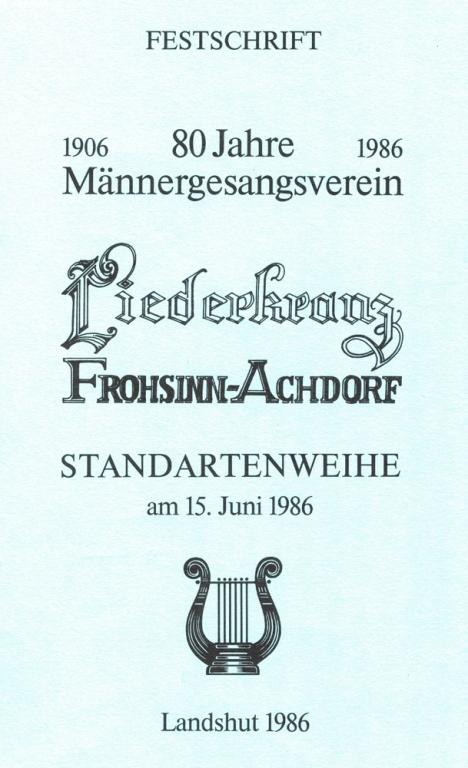 MGV1986Programm